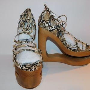 Jeffrey Campbell Benny Platform Shoes